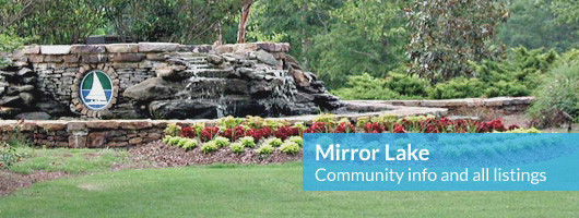 Mirror Lake Homes For Sale