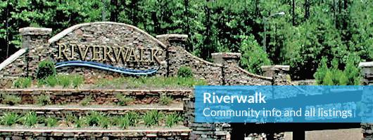 Riverwalk Homes For Sale